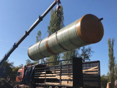 строительство объектов водоснабжения